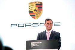 Oliver Blume, Presidente del Consiglio Esecutivo, Porsche AG