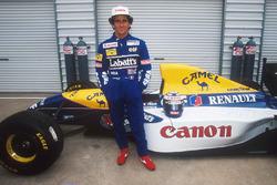 Alain Prost, Williams Renault