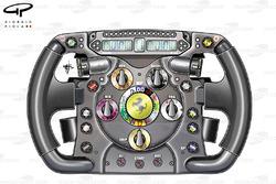 Ferrari F150 steering wheel