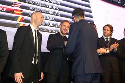 2016 endurance copa todos los equipos, Côme Ledogar, Rob Bell, campeón