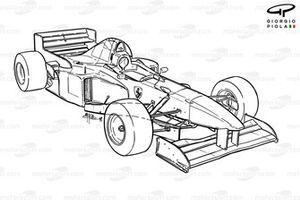 Ferrari F310B (648/2) 1997 overview