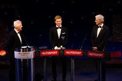 Нико Росберг, Mercedes AMG F1, и Дэймон Хилл