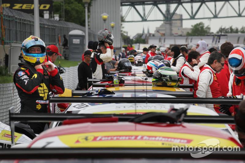 #217 Scuderia Corsa - Ferrari of Silicon Valley: Alistair Garnett