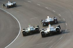Уилл Пауэр, Team Penske Chevrolet, и Эд Карпентер, Ed Carpenter Racing Chevrolet