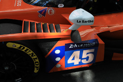 Algarve Pro Racing Ligier JS P217 Gibson