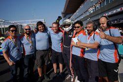 Race winner Gabriele Tarquini, BRC Racing Team, Hyundai i30 N TCR