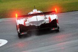 #8 Toyota Gazoo Racing Toyota TS050-Hybrid: Sebastien Buemi, Stepane Sarrazin, Kazuki Nakajima