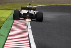 Jolyon Palmer, Renault Sport F1 Team RS17, scintille