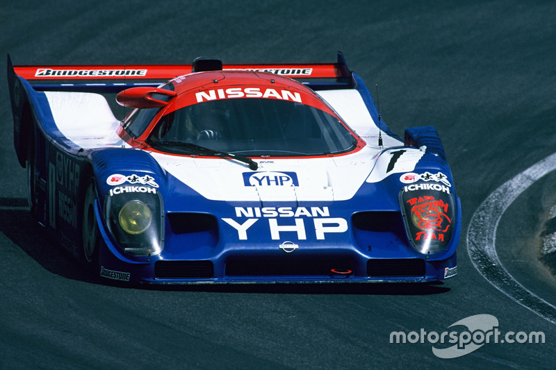 #1 Nissan R91CP, JSPC Fuji 1000km 1991