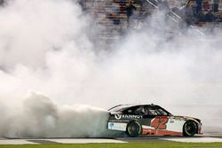 Race winner Alex Bowman, Chip Ganassi Racing Chevrolet