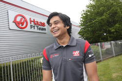 Arjun Maini, Haas F1 Team geliştirme pilotu