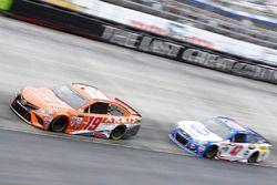 Daniel Suárez, Joe Gibbs Racing Toyota A.J. Allmendinger, JTG Daugherty Racing Chevrolet