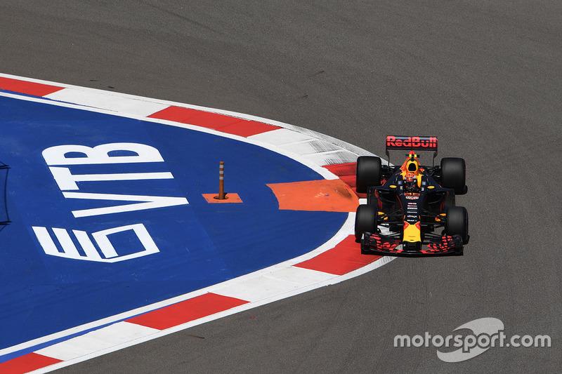 5. Макс Ферстаппен, Red Bull