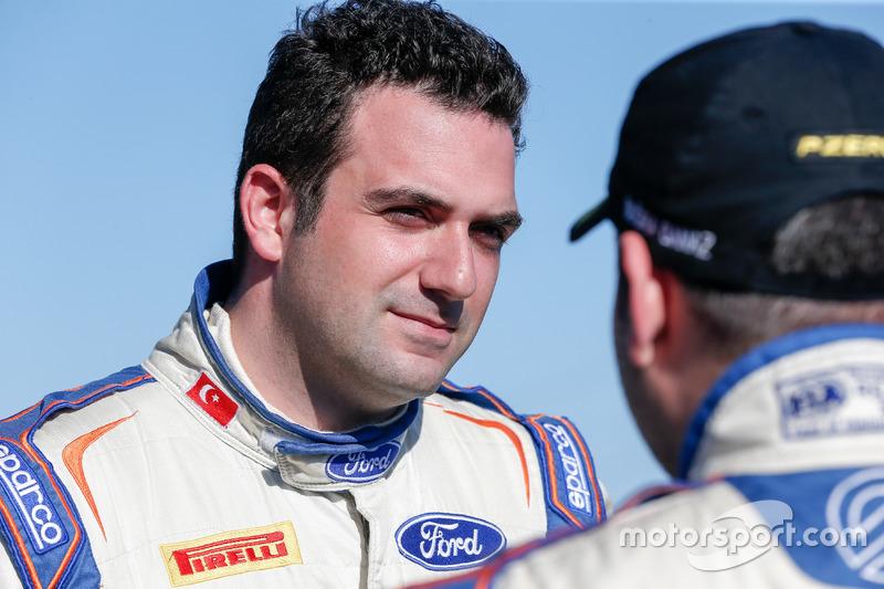 Murat Bostanci, Castrol Ford Team Türkiye
