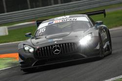 #16 Drivex School Mercedes AMG GT3: Marcelo Hahn, Alan Hellmeister