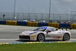 #205 Scuderia Corsa - Ferrari Westlake Ferrari 458 Challenge: Chris Carel