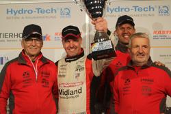 Marcel Steiner et Steiner Motorsport