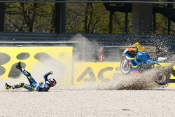 Jacopo Cretaro crash