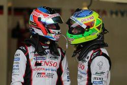 Jose Maria Lopez, Mike Conway, Toyota Gazoo Racing