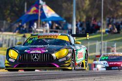 #19 Mercedes AMG GT3: Mark Griffith, Jake Camilleri