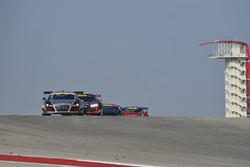 #24 M1GT Racing Audi R8 LMS Ultra: Walt Bowlin, Lars Viljoen