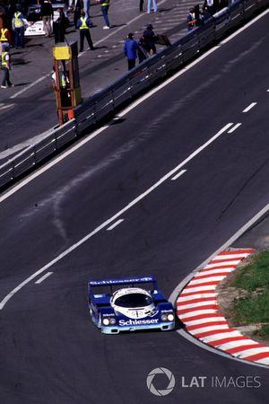 Stefan Bellof, Thierry Boutsen, Porsche 956