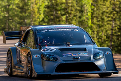 #37 Ford Focus: Tony Quinn