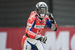 Scott Redding, Pramac Racing na zijn crash