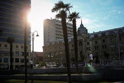 Atmosphäre vor Ort in Baku