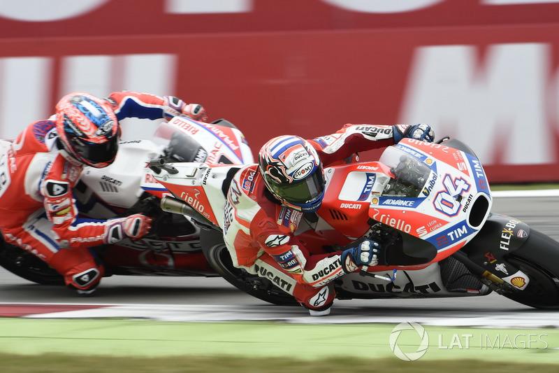 7. Andrea Dovizioso (Ducati)