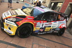 Kevin Gilardoni, Corrado Bonato, Ford Fiesta WRC, Movisport