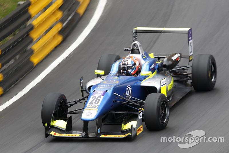 Lando Norris, Carlin Dallara Volkswagen