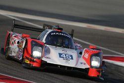 #45 Manor Oreca 05 - Nissan: Roberto Merhi, Julien Canal, Roberto Gonzalez