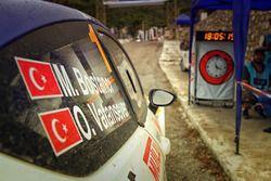 Murat Bostancı, Onur Vatansever, Ford Fiesta R5, Castrol Ford Team Turkiye