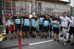 Jean-Karl Vernay, Leopard Racing, Volkswagen Golf GTI TCR with the team