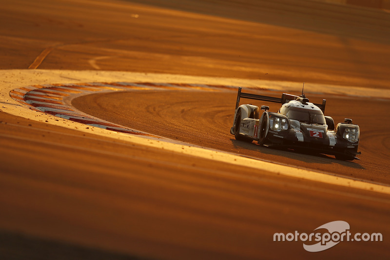 Romain Dumas, Neel Jani, Marc Lieb, Porsche 919 Hybrid