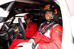 Nani Romaa ve Alex Haro, Toyoya Gazoo Racing