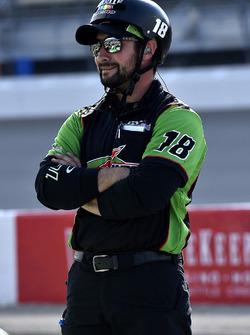 Kyle Busch, Joe Gibbs Racing Toyota Especialista en neumáticos