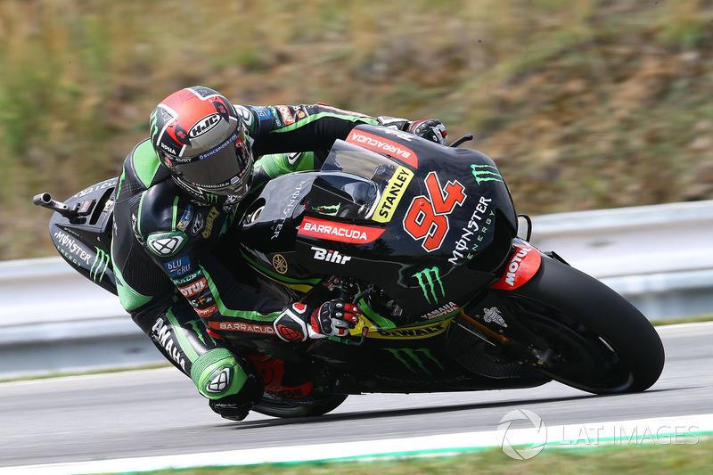 14. Jonas Folger, Monster Yamaha Tech 3