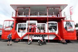 Hospitality Ducati Team