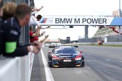 Sieger #3 Aust Motorsport, Audi R8 LMS: Markus Pommer, Kelvin van der Linde