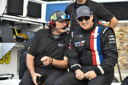 Todd Parrott, Michael McDowell, Leavine Family Racing Chevrolet