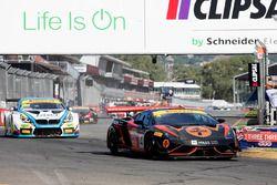 #4 McElrea Racing Lamborghini R-EX: Time Miles