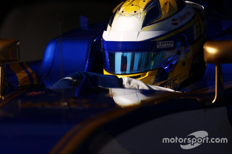 Mercredi : Marcus Ericsson, Sauber