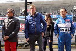 Jean Alesi, Mika Hakkinen, Satoru Nakajima