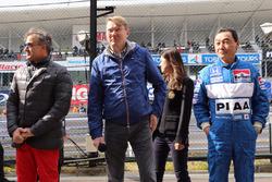 Jean Alesi, Mika Häkkinen, Satoru Nakajima