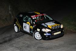 Sacha Althaus, Lisiane Zbinden, Citroën DS3 R1