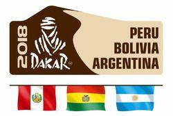 شعار رالي داكار 2018