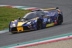 #201 CCS Racing, KTM X-BOW GT4: Charel Arendt,Thomas Padovani, Tommy Rollinger