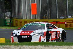 #124 Audi R8 LMS: Gary Higgon